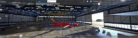 Southwest Tennessee One Image Flight Simulator 2020