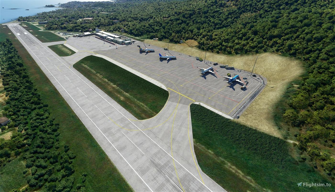 Skiathos International Airport (LGSK)