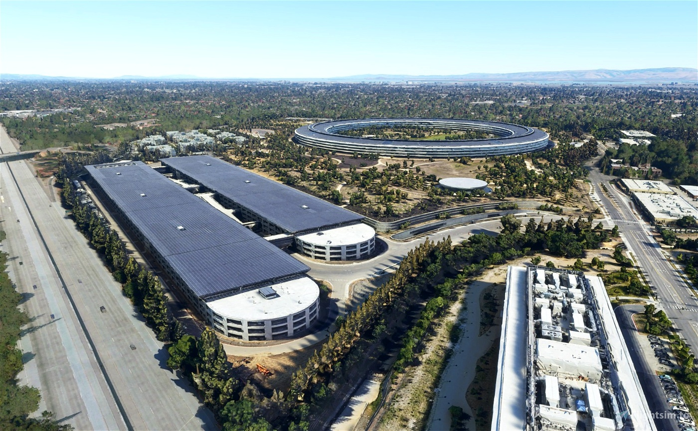 Apple Park - Apple Inc HQ