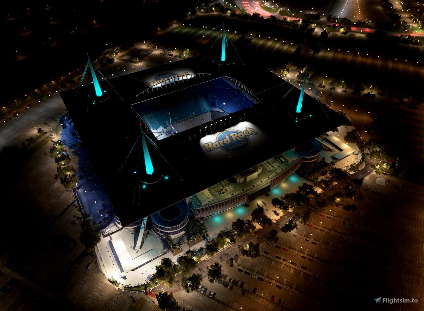 Hard Rock Stadium - Florida