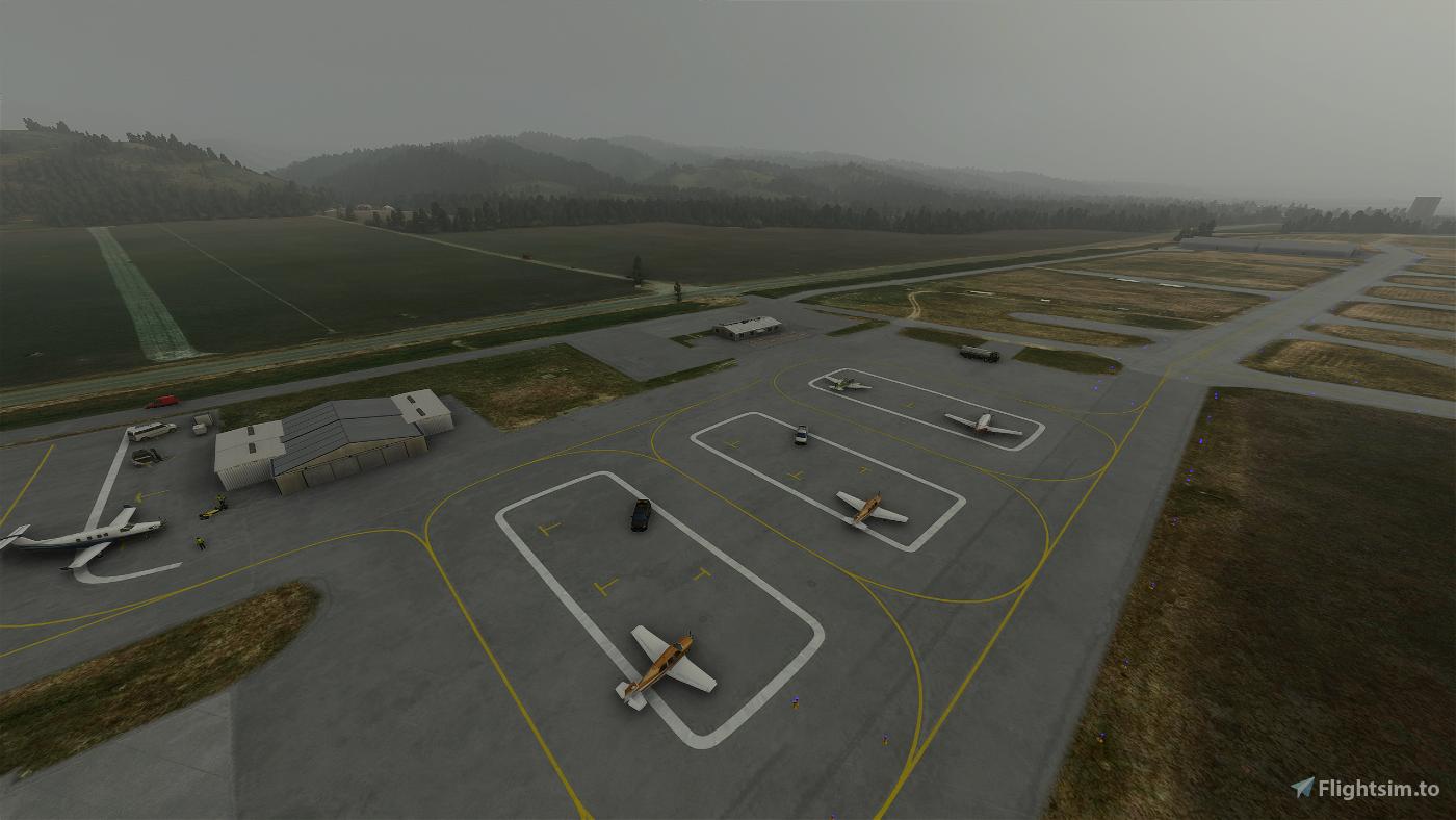 KHAF || Half Moon Bay Airport