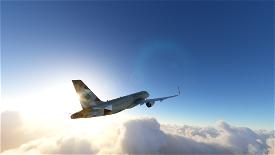 Etihad Airways Image Flight Simulator 2020