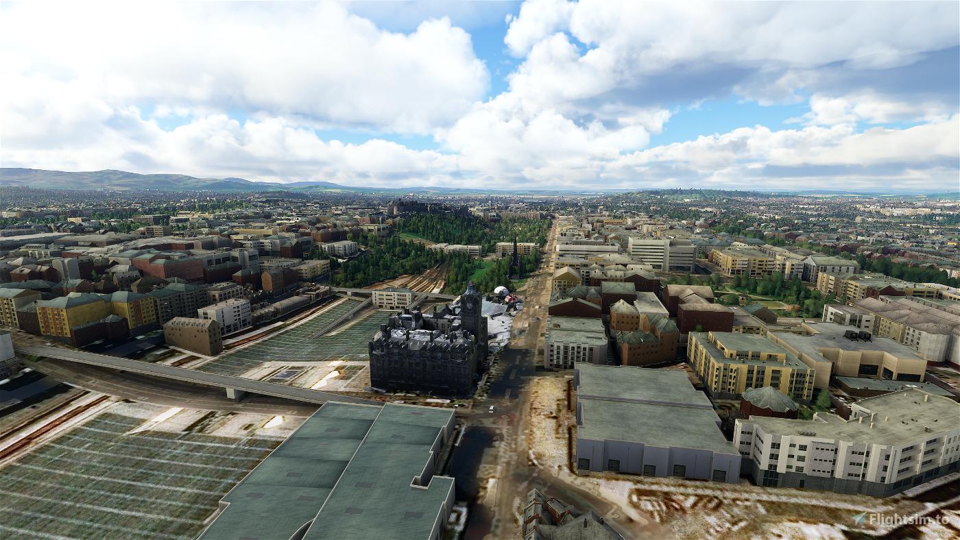Edinburgh Scenery V2