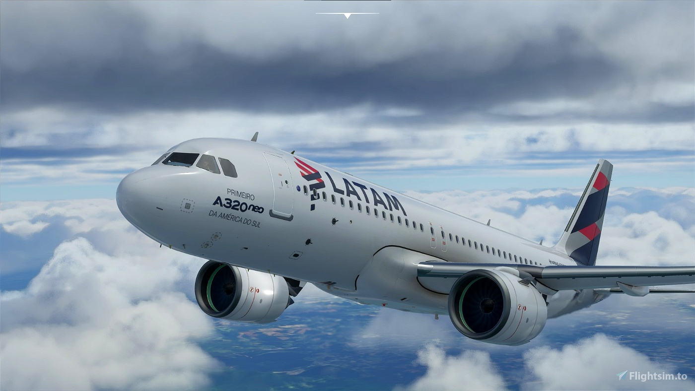 LATAM Flight Simulator 2020