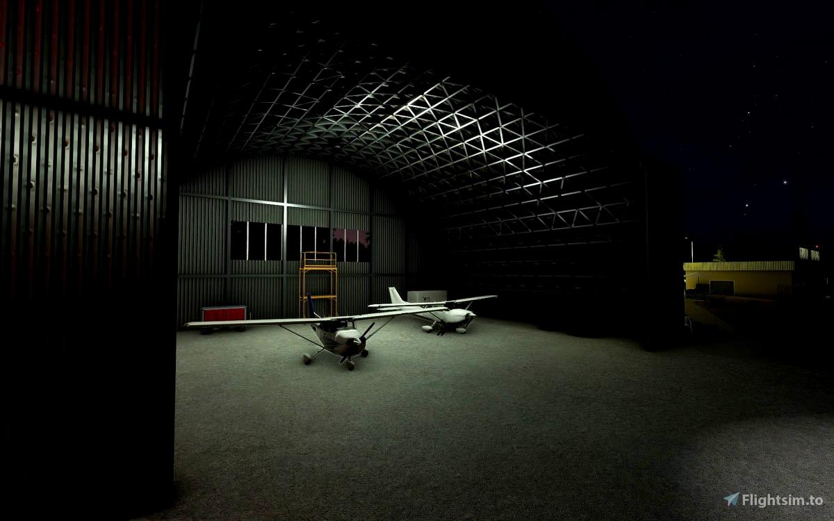 EPNL Lososina Dolna Airport
