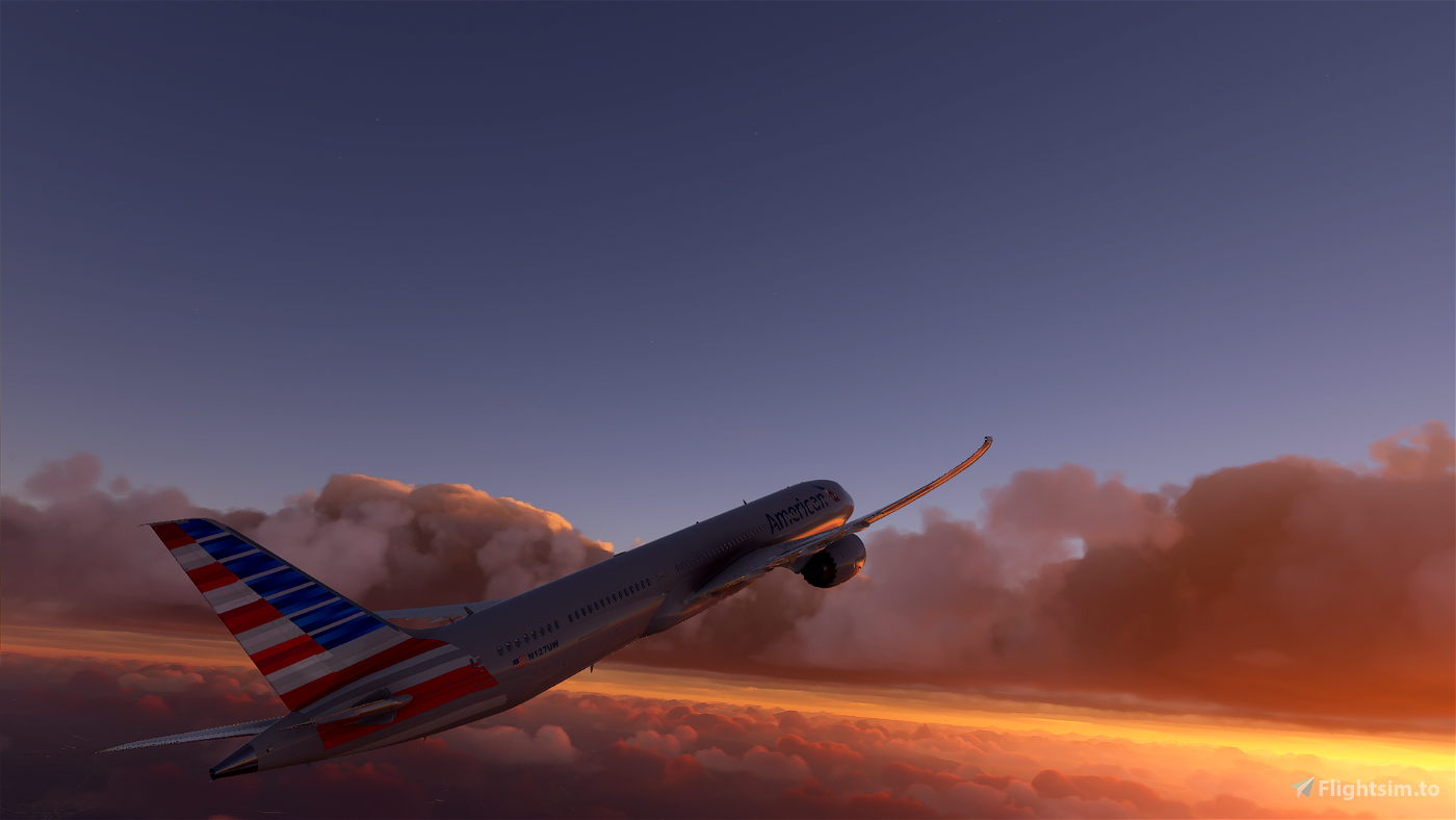American Airline | NEW METHOD