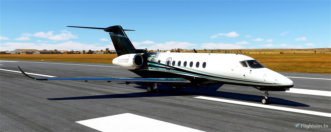 Longitude Recolor 5 pack Flight Simulator 2020