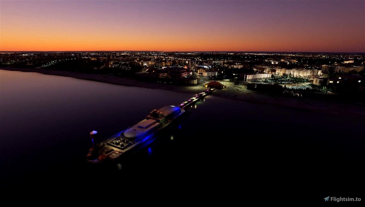 Bournemouth, Christchurch & Poole Landmarks Pack Flight Simulator 2020