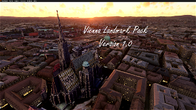 Vienna Landmark Pack - v1.9 Image Flight Simulator 2020