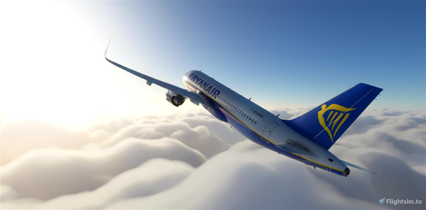Ryanair A320
