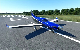 Daher TBM 930 Metallic Paint (6 colors) Image Flight Simulator 2020