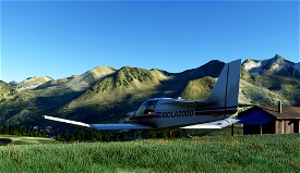 Altisurface  LF0621 Isola2000 Image Flight Simulator 2020