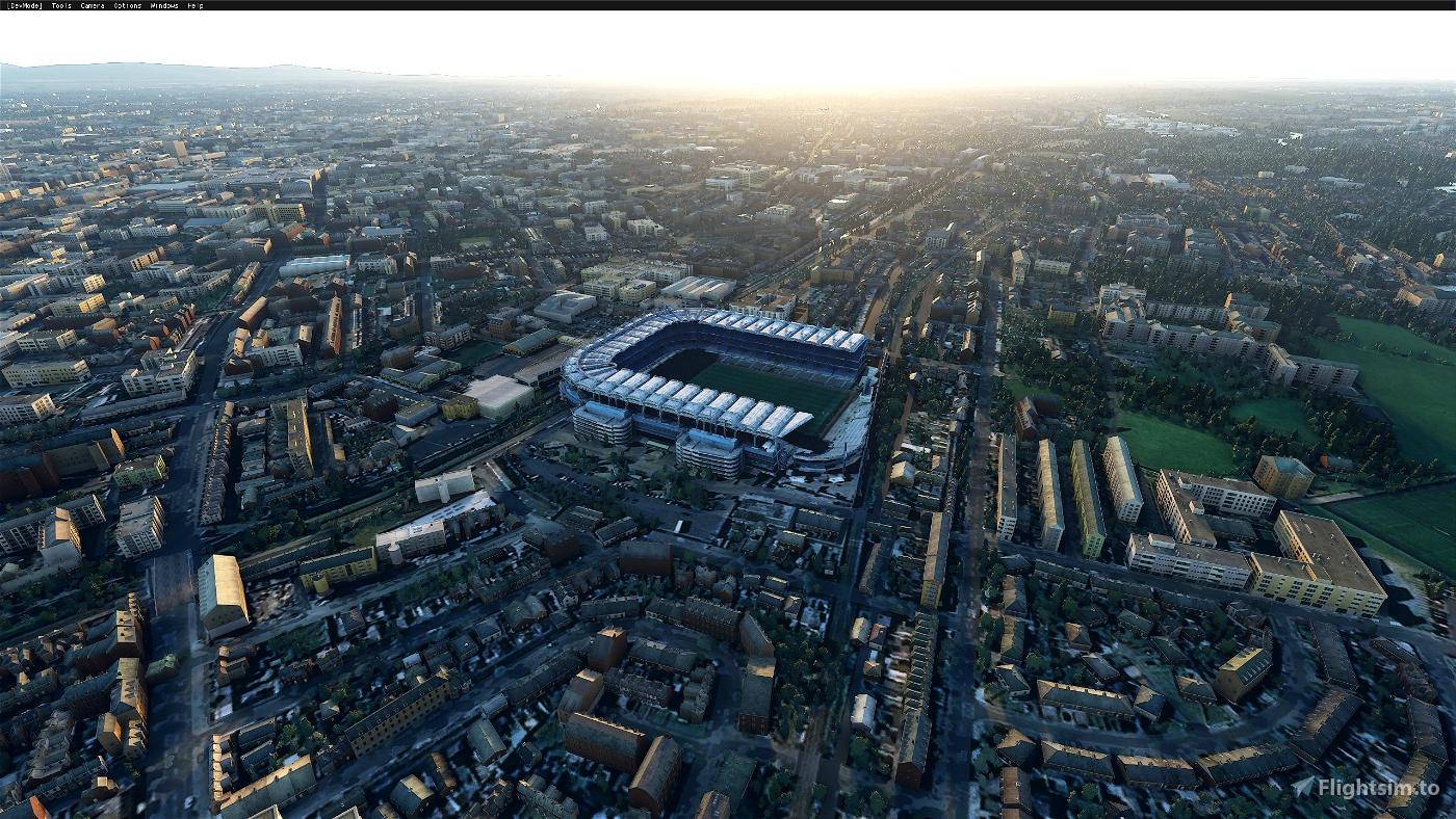 Dublin city enhancement & Landmarks