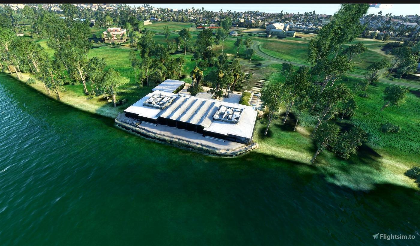 Albert Park Lake Upgrade