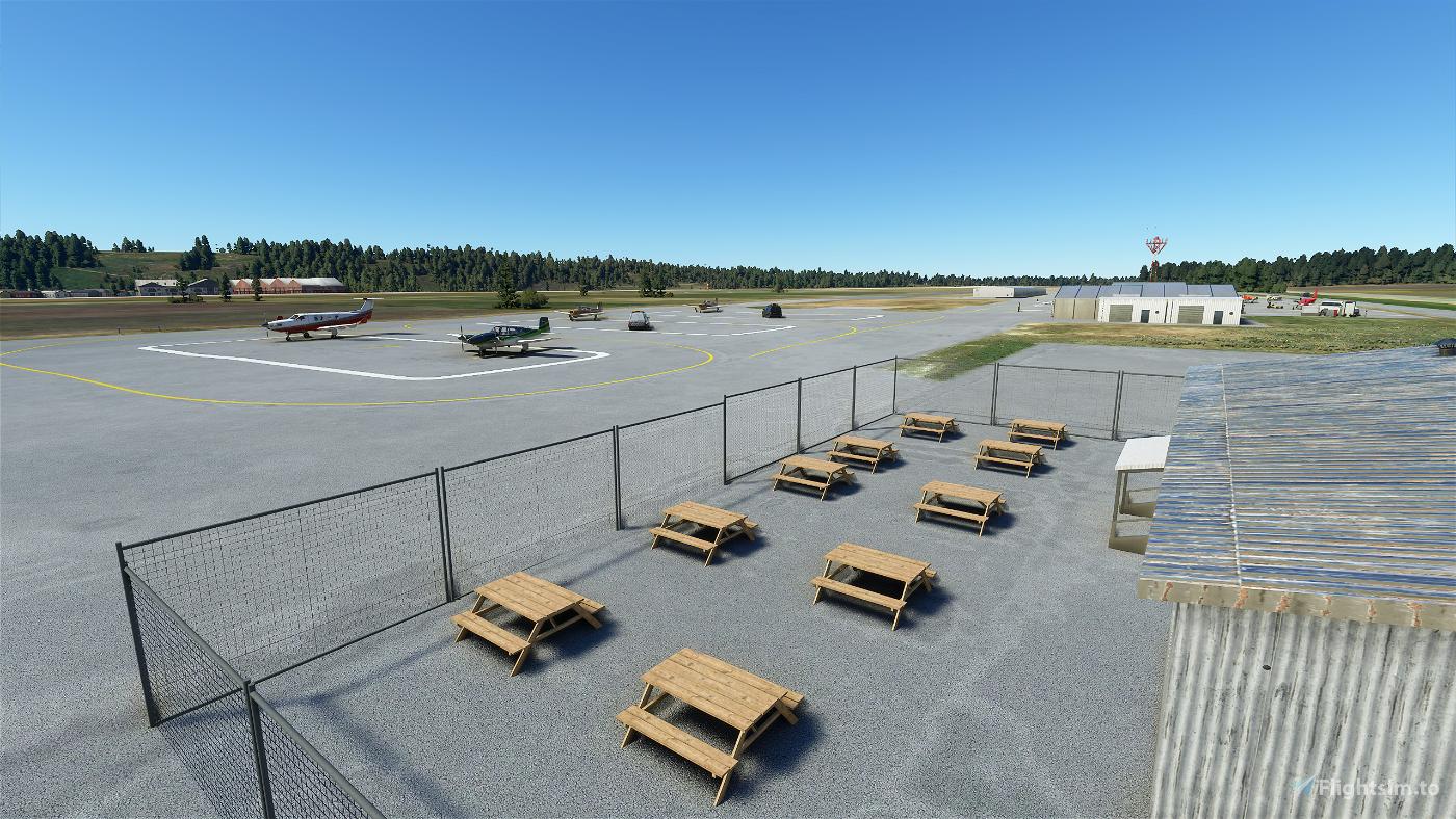 KHAF || Half Moon Bay Airport Flight Simulator 2020