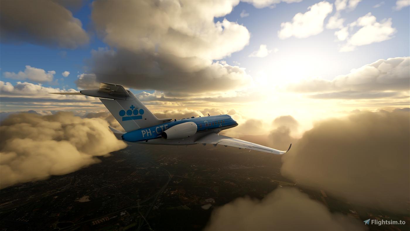 KLM Longitude