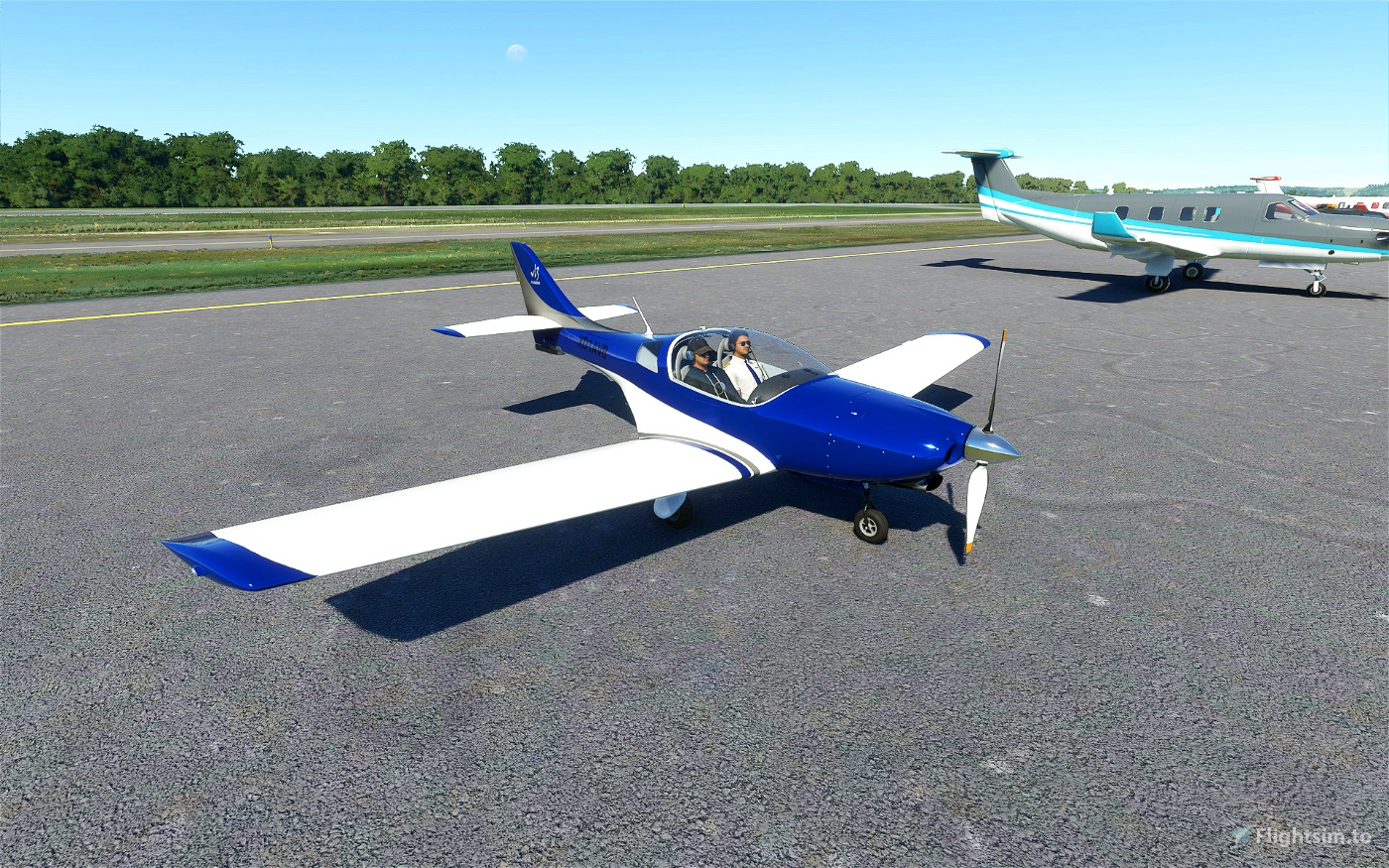 JMB VL-3 Metallic Livery (8 colors)