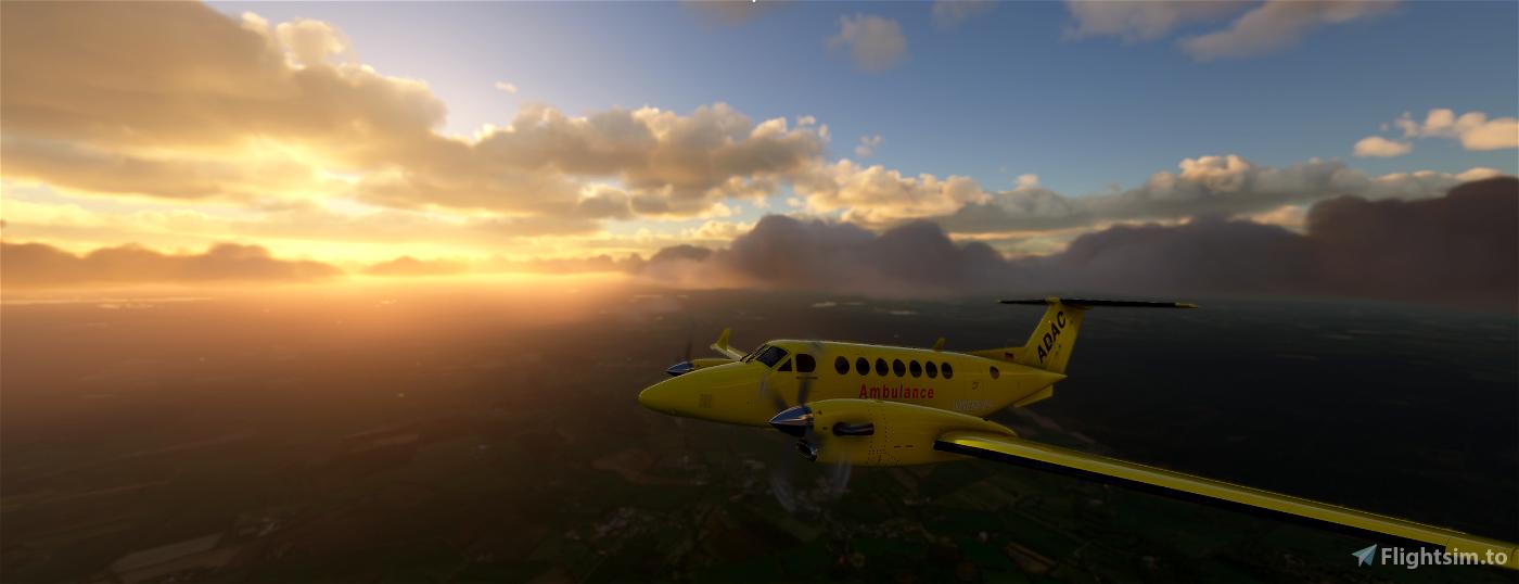 ADAC Ambulance - Drag & Drop Method! Flight Simulator 2020