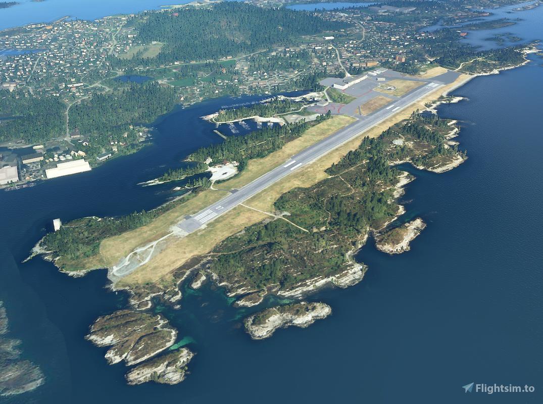 [GUIDE] How to create custom aerial scenery Flight Simulator 2020