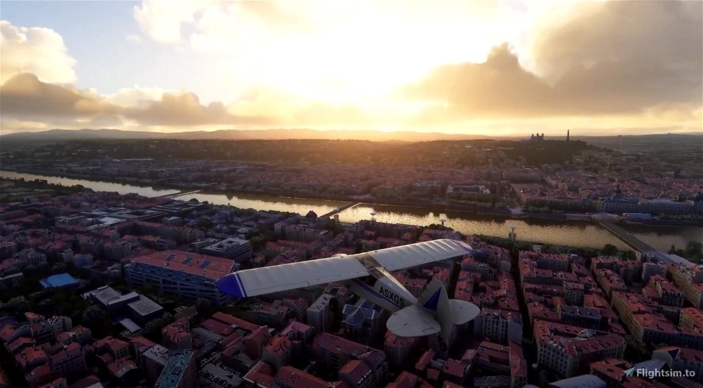 Lyon in 3D Photogrammetry