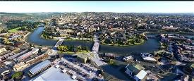 Exeter City Image Flight Simulator 2020