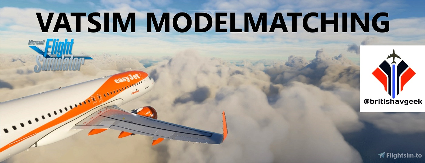 MSFS vPilot Modelmatching Flight Simulator 2020