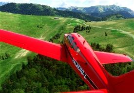 Altisurface LF0654 Valberg Image Flight Simulator 2020