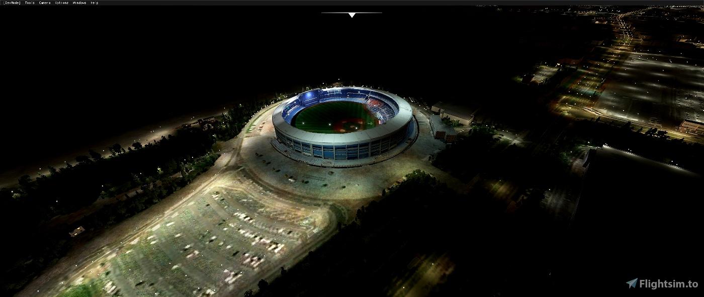 ZoZo Marine Stadium, Chiba Japan V1.1