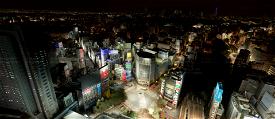 Tokyo Yokohama Nightlights Image Flight Simulator 2020