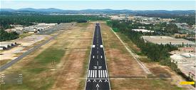 Boire Field (KASH) Nashua, NH Airport Image Flight Simulator 2020