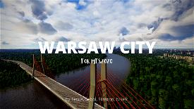 Warsaw City 2020 Image Flight Simulator 2020