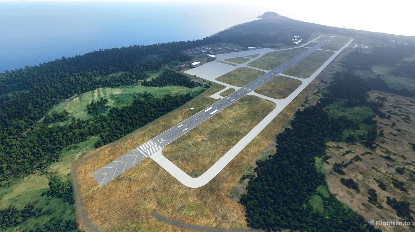 [RJAW] Iwoto Airbase - Japan Flight Simulator 2020