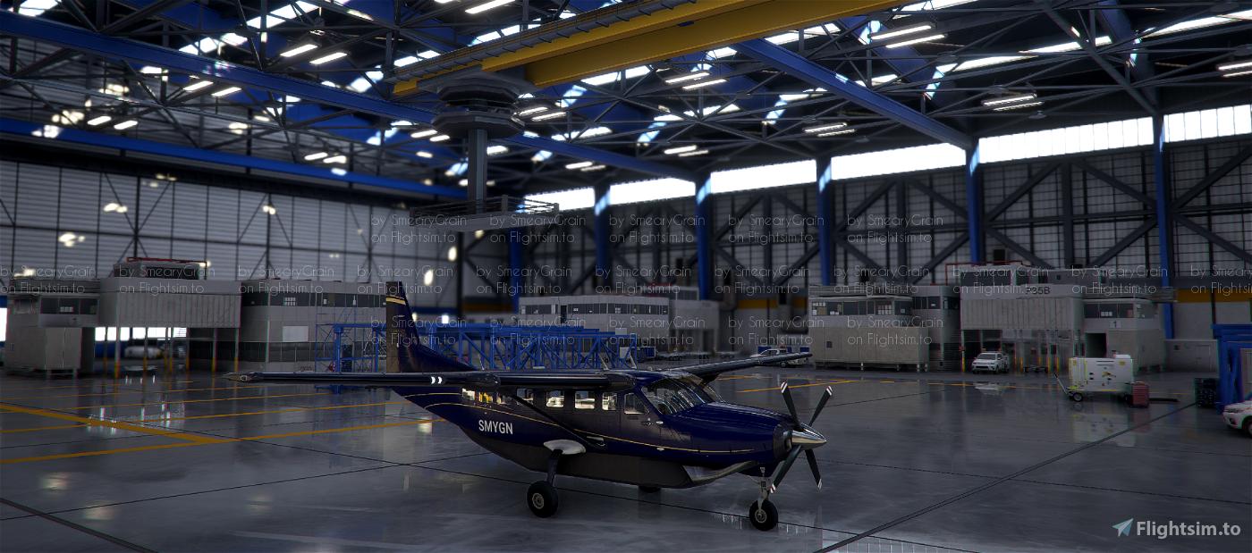 Cessna 208 B Grand Caravan X Series (8 colours)[v1.10.7.0 compliant]