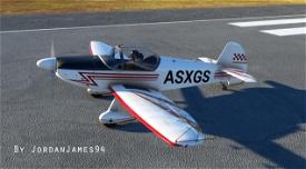 Cap 10 Livery and Cockpit Textures Image Flight Simulator 2020