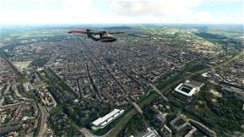 Reims City Image Flight Simulator 2020