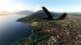 Annecy Image Flight Simulator 2020