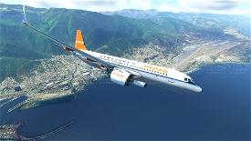 VIASA 8K Image Flight Simulator 2020
