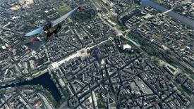 Nantes City Image Flight Simulator 2020