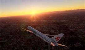 B787-10 Air China B-7879 Image Flight Simulator 2020