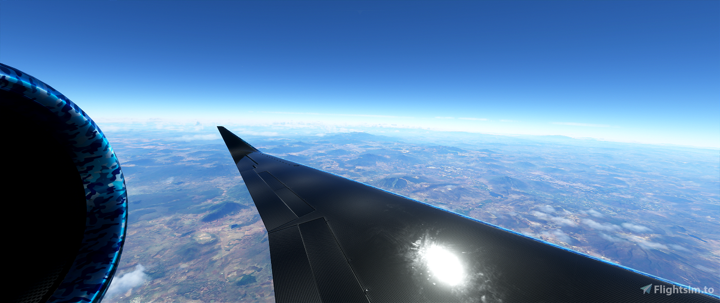 Cessna longitude Artic Camo