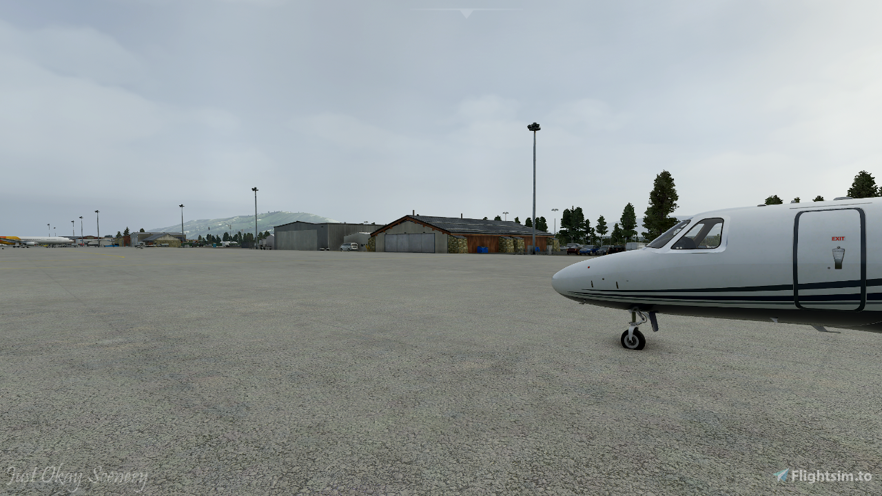 Jackson Hole Airport KJAC