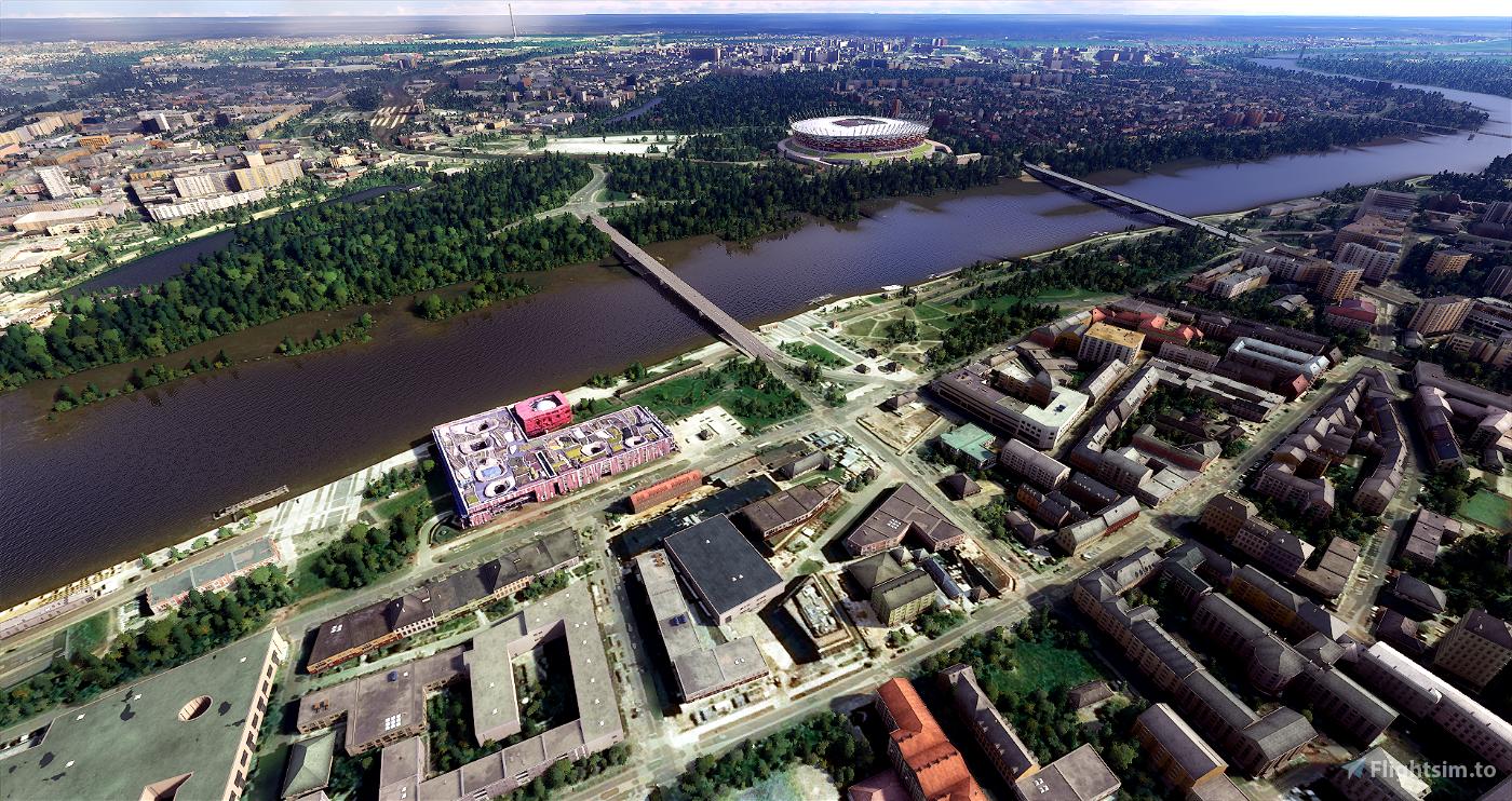 Warsaw City 2020