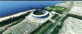ZoZo Marine Stadium, Chiba Japan V1.1 Image Flight Simulator 2020