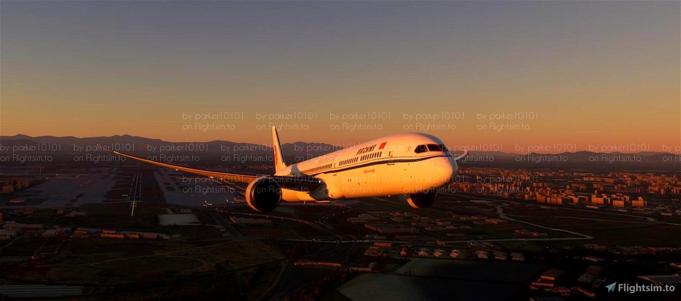 B787-10 Air China B-7879