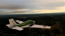 Bonanza G36 N22168 GW-Cartoons Image Flight Simulator 2020