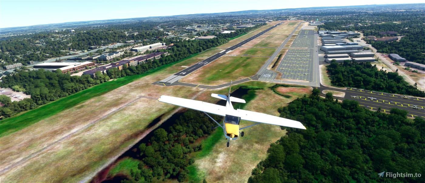 Boire Field (KASH) Nashua, NH Airport