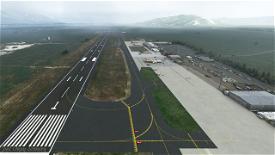 Jackson Hole Airport KJAC Image Flight Simulator 2020