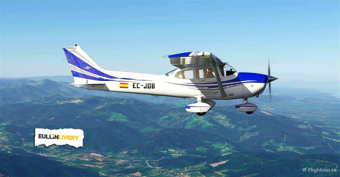 Cessna 172sp as1000 Flight Simulator 2020