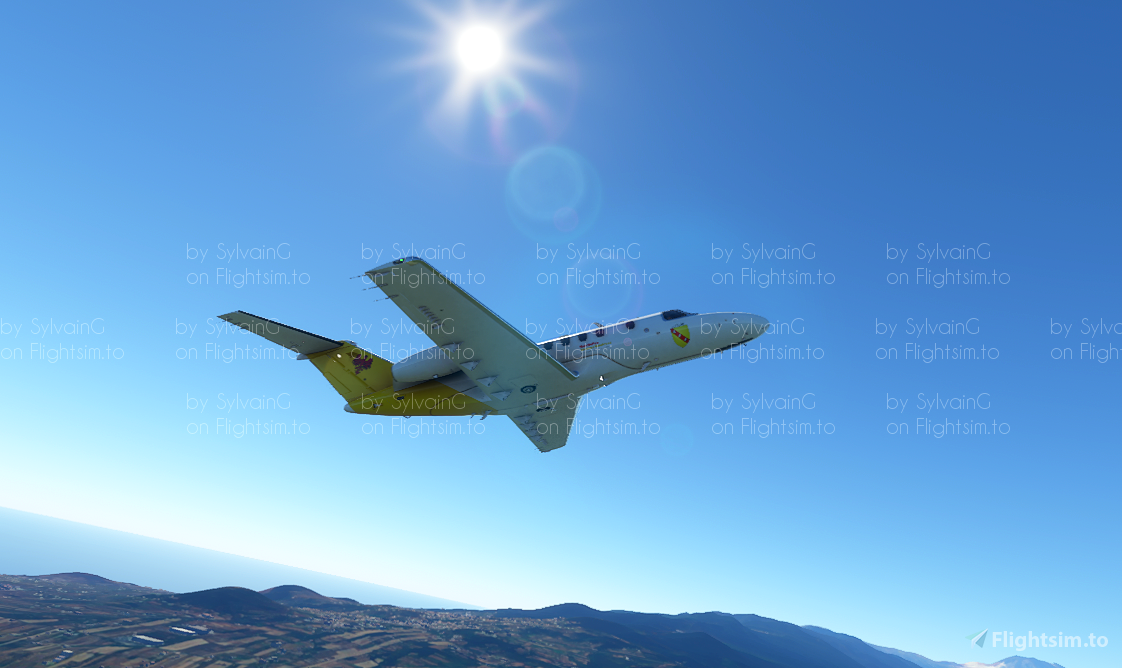 Cessna CJ4 Citation MiraBelles Airlines VA