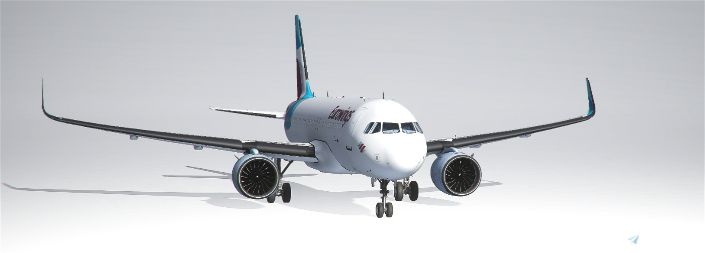 A320neo Eurowings